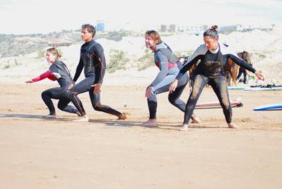 he'e nalu surf school agadir surf lessons