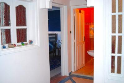 surf house corridor