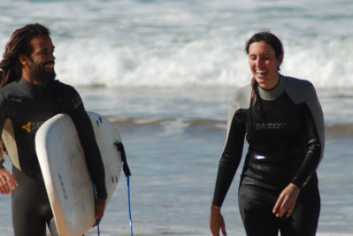 surf beginners package in morocco