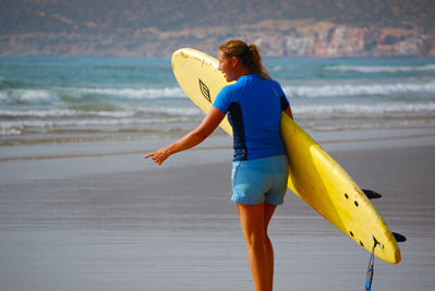 Surf lessons beginners.