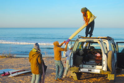surf coaching morocco