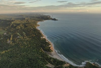 luxury surf trip nicaragua