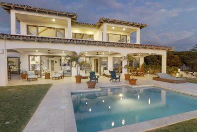 luxury beach house nicaragua
